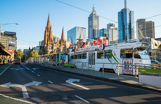 Melbourne Transport