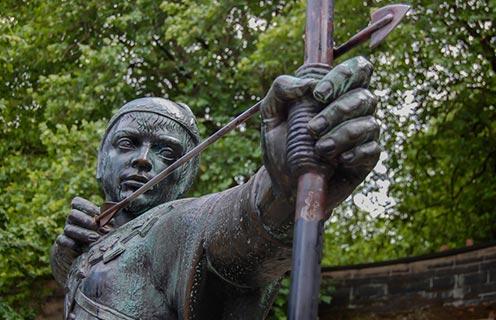 Robin Hood of Sherwood