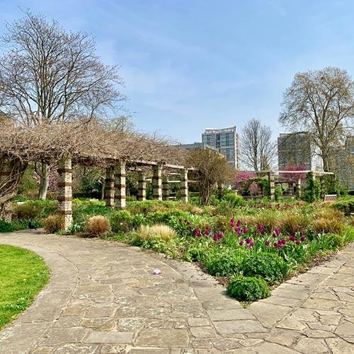 Kennington Park Gardens